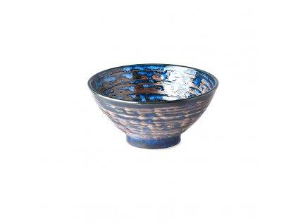 Stredná miska Copper Swirl 16 cm 500 ml