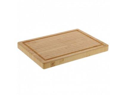 Bambusová doska na krájanie Zwilling 35 x 25 x 3 cm