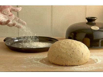 Forma na pečení chleba Emile Henry granátová