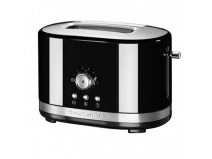 Hriankovač s manuálnym ovládáním KitchenAid 5KMT2116 čierna