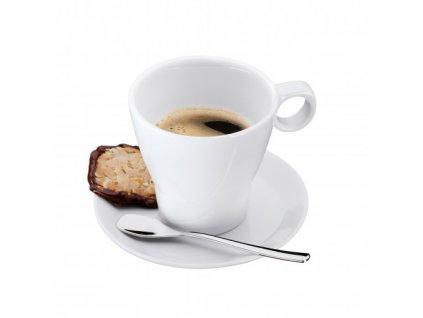 Espresso šálka s podšálkou a lyžičkou Barista WMF 60 ml