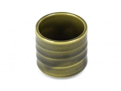 Miska na saké Sake Cup zelená vysoká