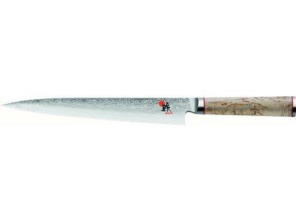 Japonský filetovací nůž Sujihiki Zwilling Miyabi 5000MCD 24 cm