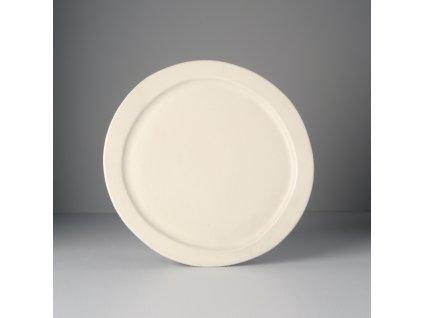 Veľký tanier CRAFT WHITE 25,5 cm