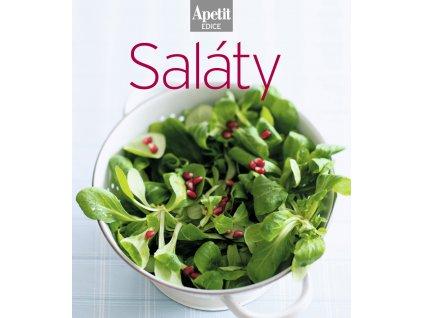 Kuchařka Saláty Apetit