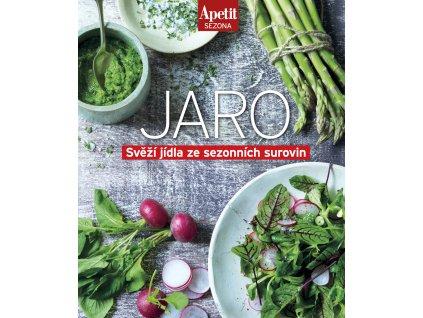 Kuchařka Jaro Apetit