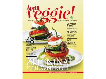 Kuchařka Veggie Apetit