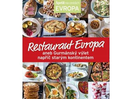 Kuchařka Restaurant Evropa Apetit