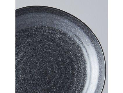 Okrúhly plytký tanier Matt 23 cm
