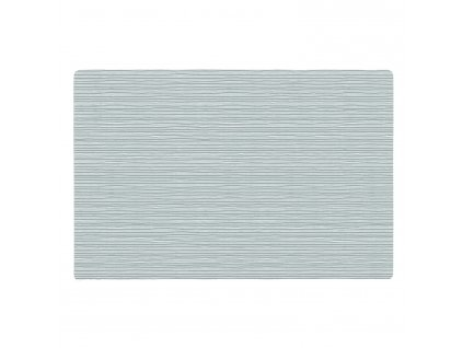 Prostírání pruhované KJ Collection tmavě šedá 44 x 28,5 cm