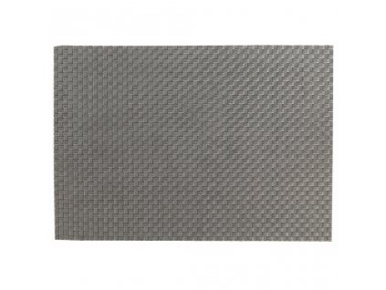 Prostírání Zone stříbrná 40 x 30 cm