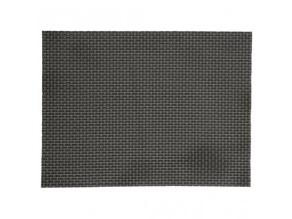 Prostírání Zone černá, šedá 40 x 30 cm