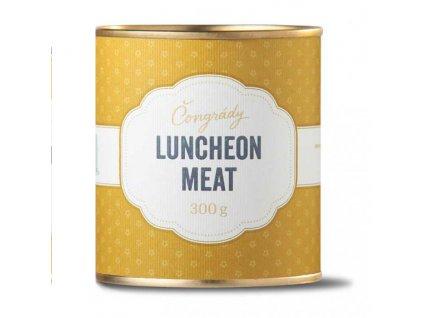 Tradiční luncheon meat Čongrády 300 g (1)