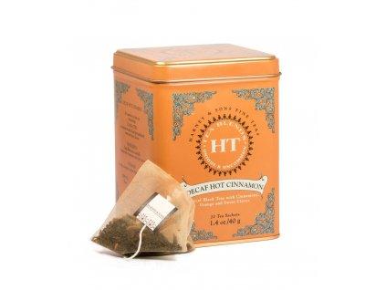 Bezkofeinový čaj Hot Cinnamon Sunset Harney & Sons 20 sáčků