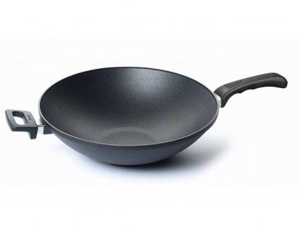 Woll Titanium Nowo wok, 32 cm