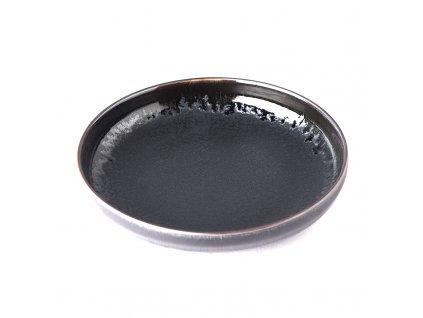 Kulatý talíř s vysokým okrajem MATT 22 x 4,5 cm 1