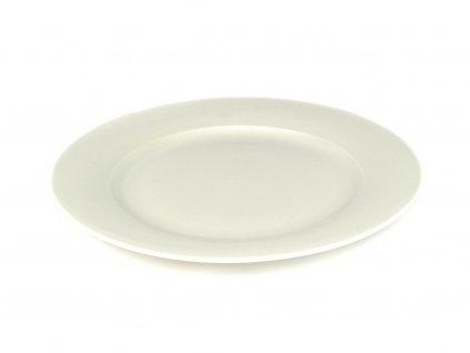 Plytký tanier White Basics 27,5 cm