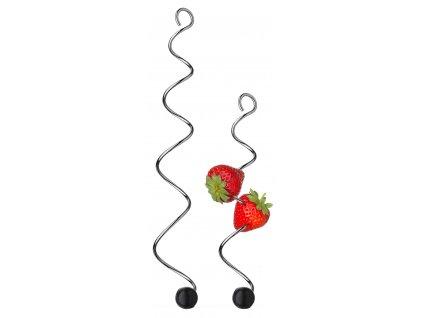 Sada špirál na ovocné špízy do sklenených karáf WMF 2 ks