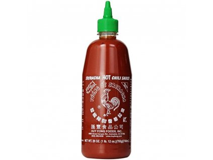 Chilli omáčka Sriracha hot 740 ml