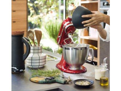 Kuchynský robot KitchenAid Artisan 5KSM175 kráľovská červená