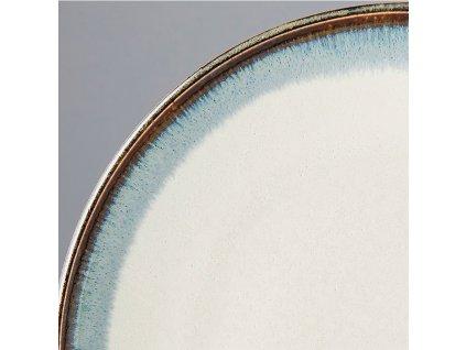 Plytký tanier Aurora 25 cm