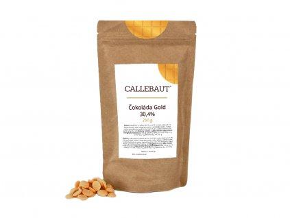 Čokoláda Gold Callebaut 250 g