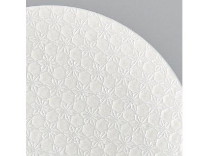 Plytký tanier White Star 29 cm