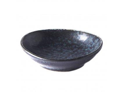 Miska na omáčky čierna 8 cm