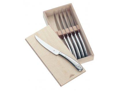 Darčeková sada steakových nožov WMF 6 ks