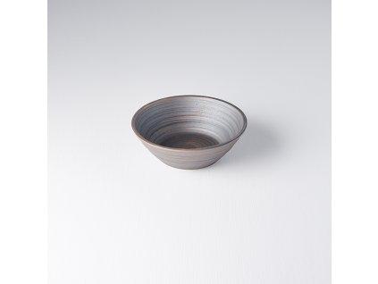 Misa v tvare U metalická 16,5 cm MIJ