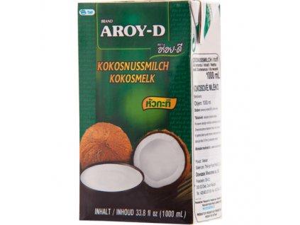 Kokosové mlieko Aroy-D 1L