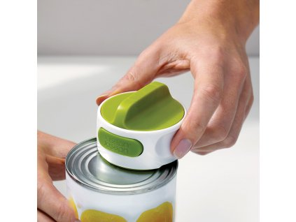 Kompaktný otvárač na konzervy zelený Can-Do™