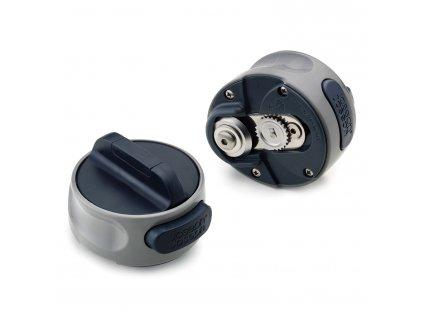 Kompaktný otvárač na konzervy čierny Can-Do™