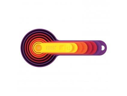 Súprava stohovateľných odmeriek Multi-colour Nest™ Measure