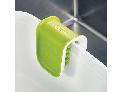 Kefa na umývanie nožov a príborov zelená BladeBrush™