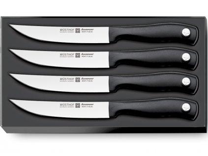 Sada nožov na steaky 4dielna Wüsthof Silverpoint