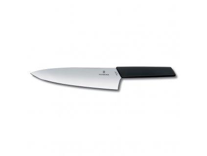 Kuchársky nôž Victorinox Swiss Modern 20 cm čierny