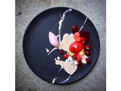 Tanier okrúhly Basalt Ø 28,5 cm REVOL