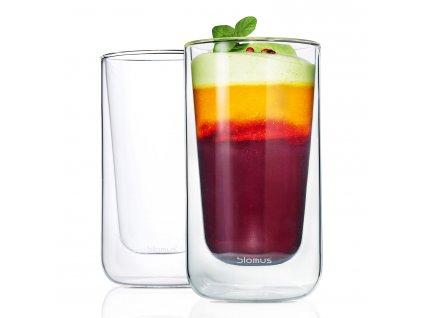 Súprava termopohárov na café latte 320 ml NERO Blomus