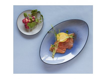 Tanier chlebový Ø 16 cm farba bieleho korenia Equinoxe