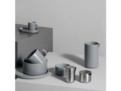 Dezertný tanier Mio svetlosivý Blomus