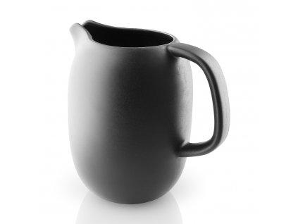 Džbán Nordic kitchen čierny 1 l
