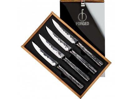 Sada steakových nožov Forged Brute 4 ks