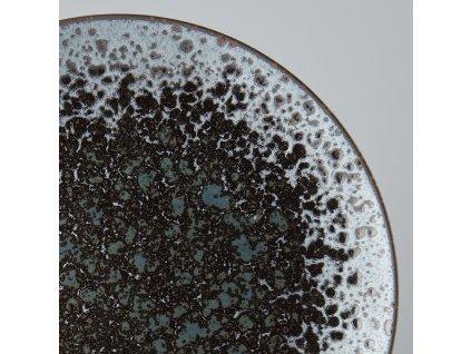 Veľký plytký tanier Black Pearl 29 cm MIJ