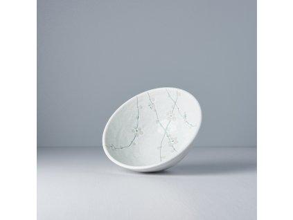 Udon miska White Blossom 20 cm w1