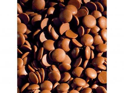 mléčná čokoláda do fontány callebaut