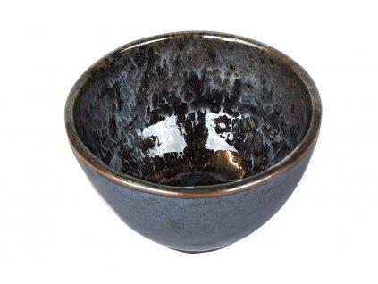 Vysoká miska Black Pearl 13 cm