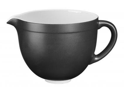 Keramická misa KitchenAid 5KSMCB matne čierna 4,8 l