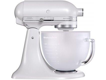 Kuchynský robot KitchenAid Artisan 5KSM156 matne perľová
