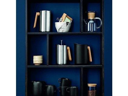 Vákuová termoska s drevenou rukoväťou Nordic kitchen 1,0 l Eva Solo